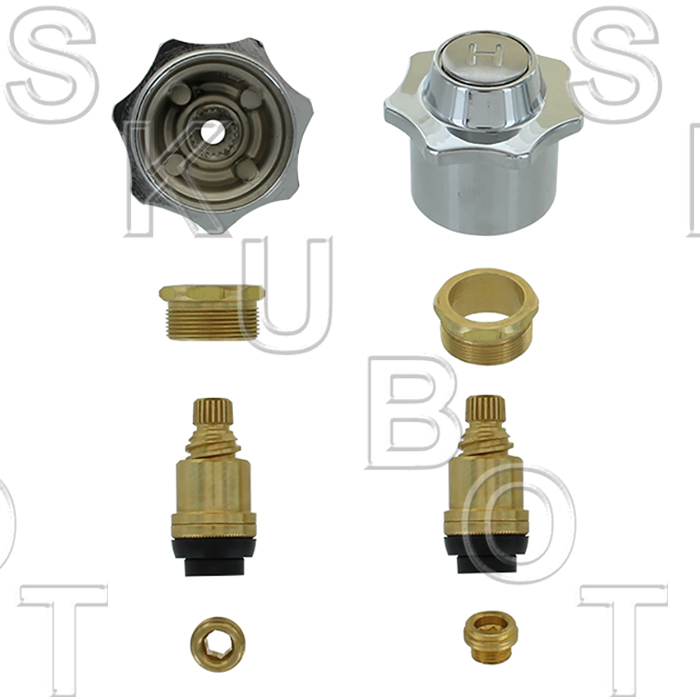 Plumbing Specialties Amp Faucet Repair Parts American