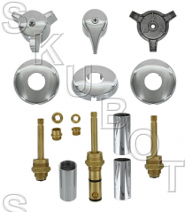 Rebuild Kits For Indiana Brass* <span class=&quot;count&quot;>(5)</span>
