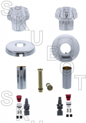 Rebuild Kits for Milwaukee Faucets <span class=&quot;count&quot;>(6)</span>