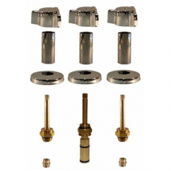 Indiana Brass* 3 Valve Rebuild Kit with 1662D Diverter