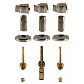 Indiana Brass* 3 Valve Rebuild Kit W/ 1662D Diverter