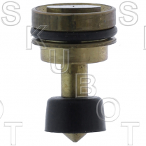 Generic Delta* Brass Single Lever Spray Diverter