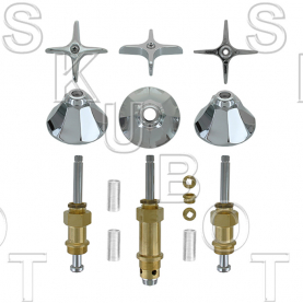 Barnes Western* Repair Kit 3 Valve