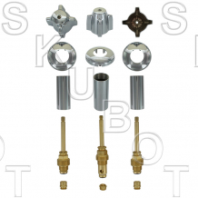 Central Brass Old Style Rebuild Kit 3 Valve