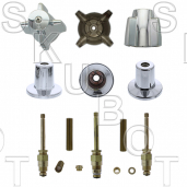 Central Brass* New Style Rebuild Kit 3 Valve