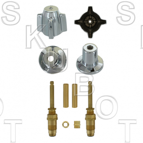 Central Brass* Rebuild Kit 2 Valve