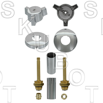 Indiana Brass* 2 Valve Rebuild Kit