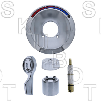 Mixet* Tub & Shower Rebuild Kit -Chrome