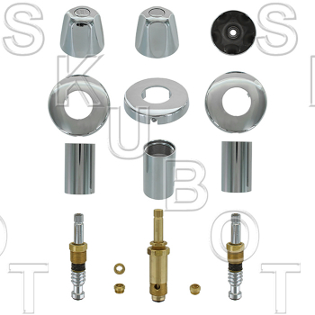 Speakman* Kent* #285 3 Valve Rebuild Kit