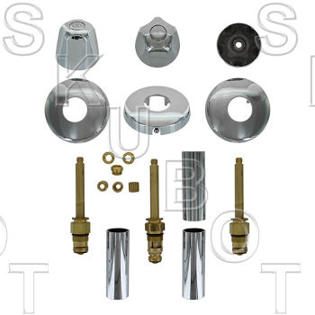 Speakman* Flo-Free* #290 3 Valve Rebuild Kit