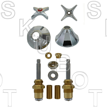 Speakman* Repair Kit 2 Valve