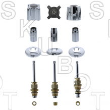 Sterling* #322 3 Valve Tub & Shower Rebuild Kit