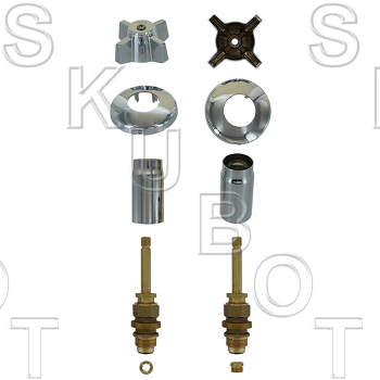 Sterling* #320 Short Rebuild Kit 2 Valve