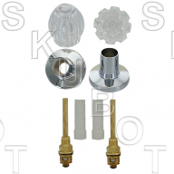 Sterling* Ceramic Disc Tub & Shower Rebuild Kit 2 Valve