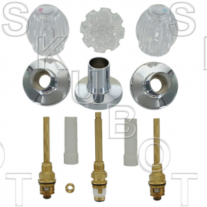 Sterling* Ceramic Disc Tub & Shower Rebuild Kit 3 Valve