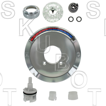 Valley*/ Eljer* Single Lever Tub & Shower Rebuild Kit