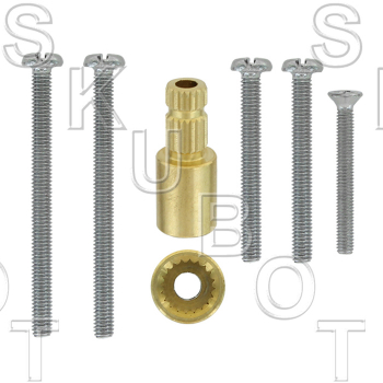 Stem Extension with Screws 20 Point