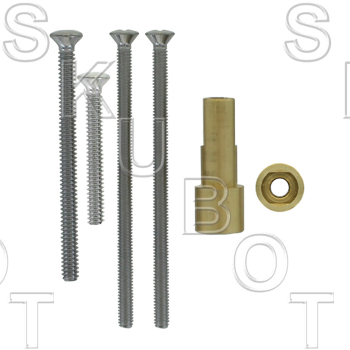 Stem Extension for Moen*  with Screws