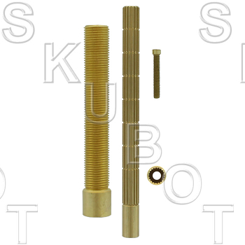 Stem Extension with Scerws 20 Point Internal to 16 Point