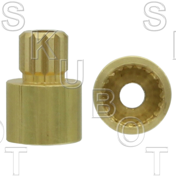 Handle Adapter for Kohler* 19 Point Internal to 12 Point