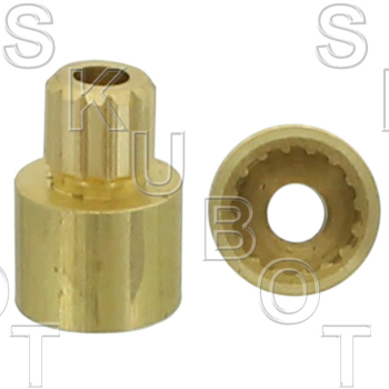 Handle Adapter for Sterling* 16 Point Internal to 12 Point