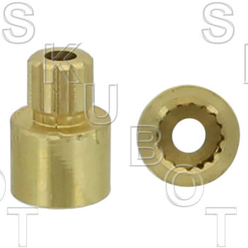 Handle Adapter for Sayco* 16 Point Interal to 12 Point