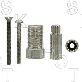 Stem Extension Kit for Price Pfister* 12 Point Internal to 12 Po