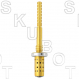 Harden* Long Spindle Ass'y -Knuckled Broach -Cut to Length