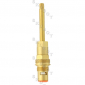 Gerber* Tub Replacement Ceramic Disc Cartridge -H or C