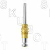 Art-F* Replacement Tub & Shower Stem -RH Hot or Cold<BR>Rare