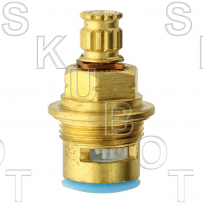 Artistic Brass* Replacement Ceramic Disc Cartridge -Cold