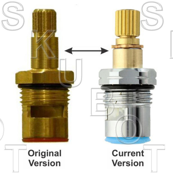 Areslux* Replacement Ceramic Disc Cartridge -Cold