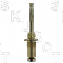 "Broadway* Repl Tub & Shower Stem +1/2"" Pol Brass -LH Cold"