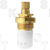 Central Brass* Washerless Lavatory & Kitchen Cartridge -Hot