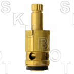 Central Brass* Replacement Stem -RH Hot or Cold