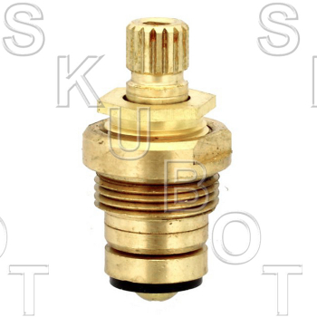 Central Brass* Lav Replacement Stem W/Packing -RH H or C