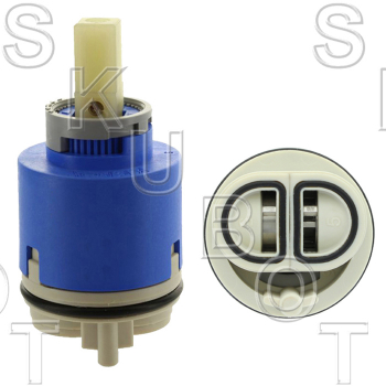 CFG* Replacement Pressure Balance Cartridge -Rocker Function