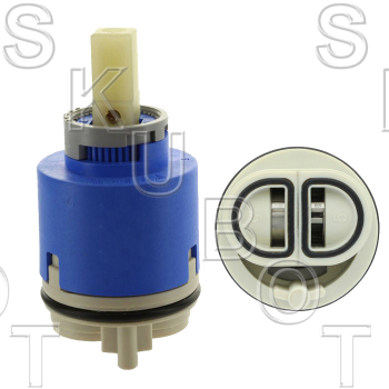 CFG Pressure Balance Cartridge -Rocker Function