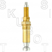 Crane* Lav Replacement Stem W/ PP Broach -RH H/C -Rare