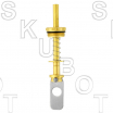 Crane* Replacement Diverter Stem<BR>Rare