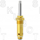 Crane-Repcal* Replacement Tub & Shower Diverter Stem -CP