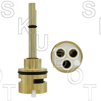 Delta Brass Diverter Cartridge 3 Function
