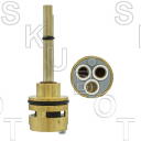 Delta Wall Mounted Diverter Cartridge 6 Function -Brass