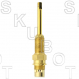 Dorf* Replacement Ceramic Disc Cartridge -Cold  -Pol Brass
