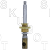 Glauber* Replacement Diverter Stem W/ Serr Broach -Rare