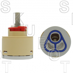 Hydroplast* Replacement Single Control Cartridge
