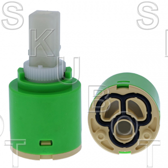 Import Single Control Cartridge -Fits Globe Union* & Glr Bay*