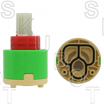 Import Fixture Replacement Ceramic Single Control Cartridge 40mm