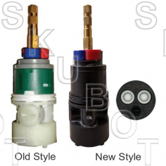Gerber/ GOBO Pressure Balance Cartridge -Long