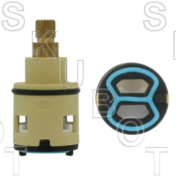 Import Rotary Diverter Cartridge